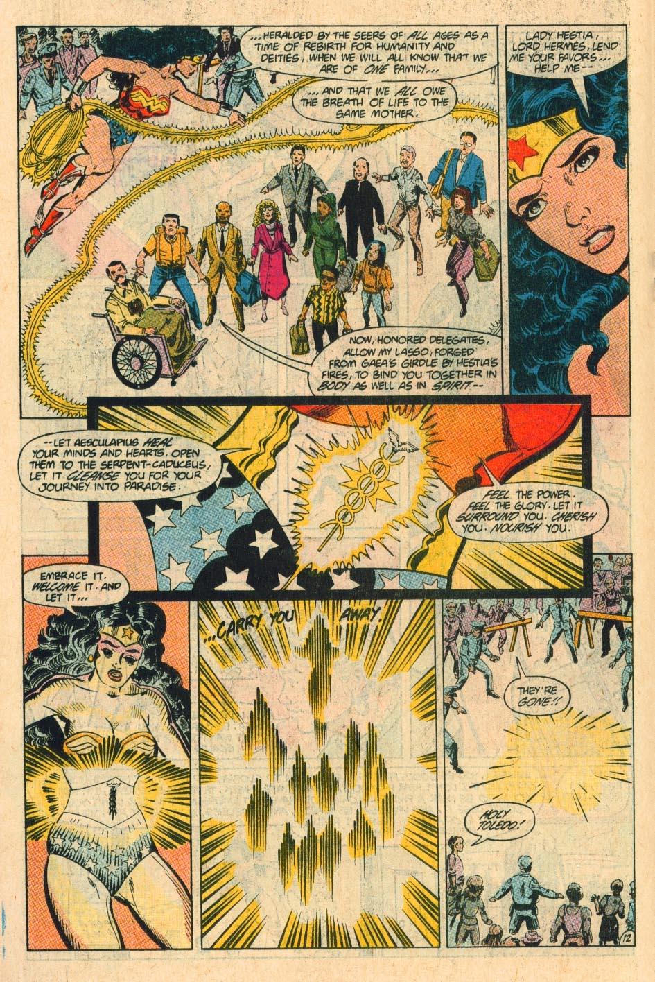 Read online Wonder Woman (1987) comic -  Issue #37 - 14
