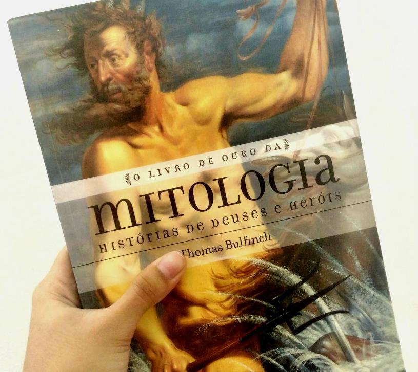 SenhoritaMeow- Cat like o livro é ouro da Mitologia- histórias de deuses e heróis? reseha opinião