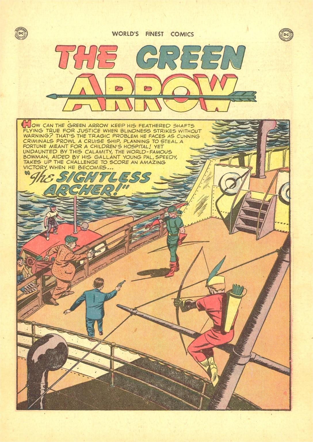 Read online World's Finest Comics comic -  Issue #50 - 17