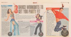 Belly dance Institute Mumbai