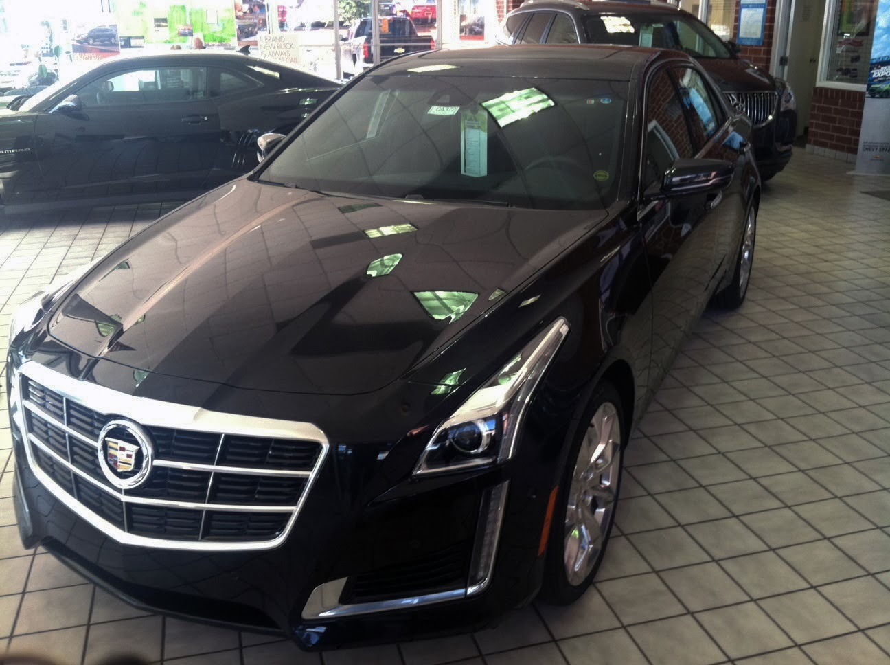 Randy Marion Mooresville >> The Randy Marion Automotive Group: The 2014 Cadillac CTS Has Arrived in Mooresville