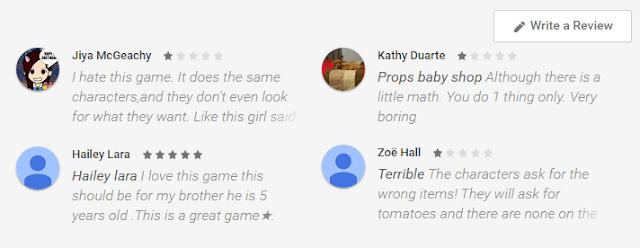 Review Pengguna Google Play Store