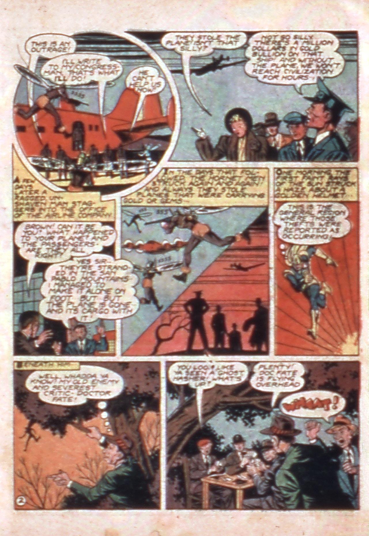 Read online All-Star Comics comic -  Issue #18 - 23