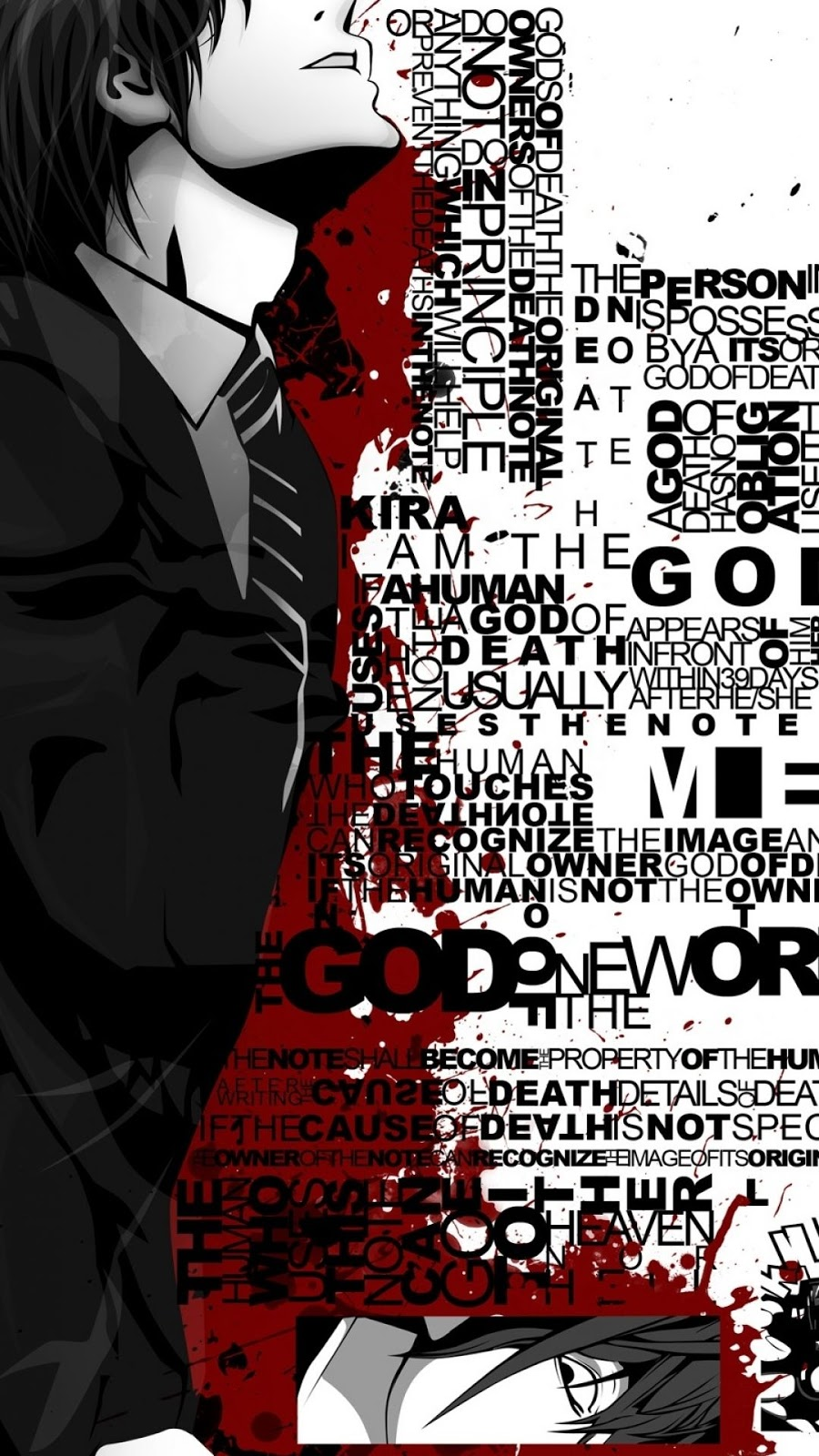 50 Death Note Iphone Wallpapers Wallpapercarax