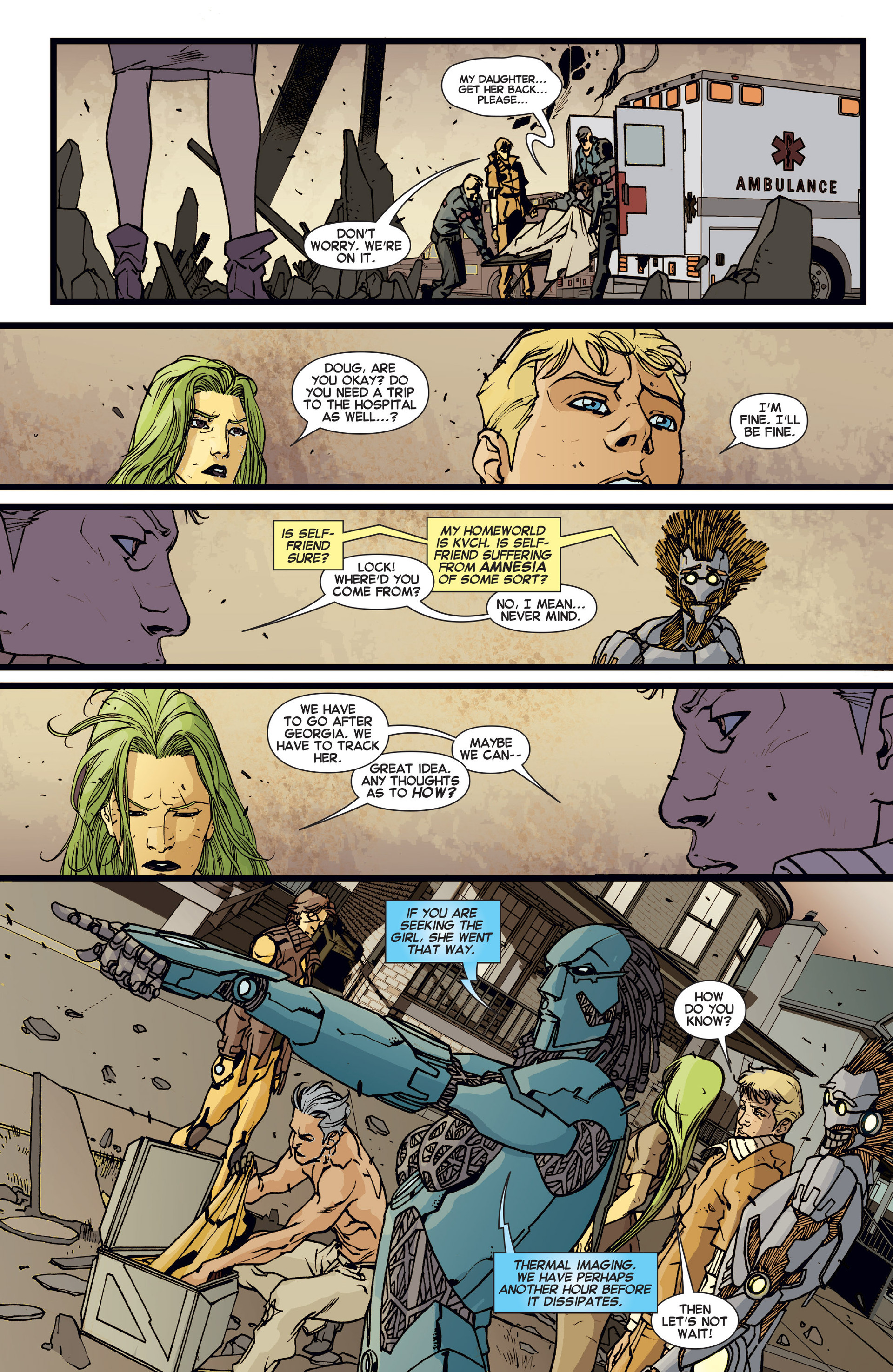 Read online All-New X-Factor comic -  Issue #10 - 13