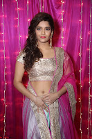 Ritika Sing in Golden Pink Choli Ghagra Cute Actress Ritika Sing ~  024.JPG