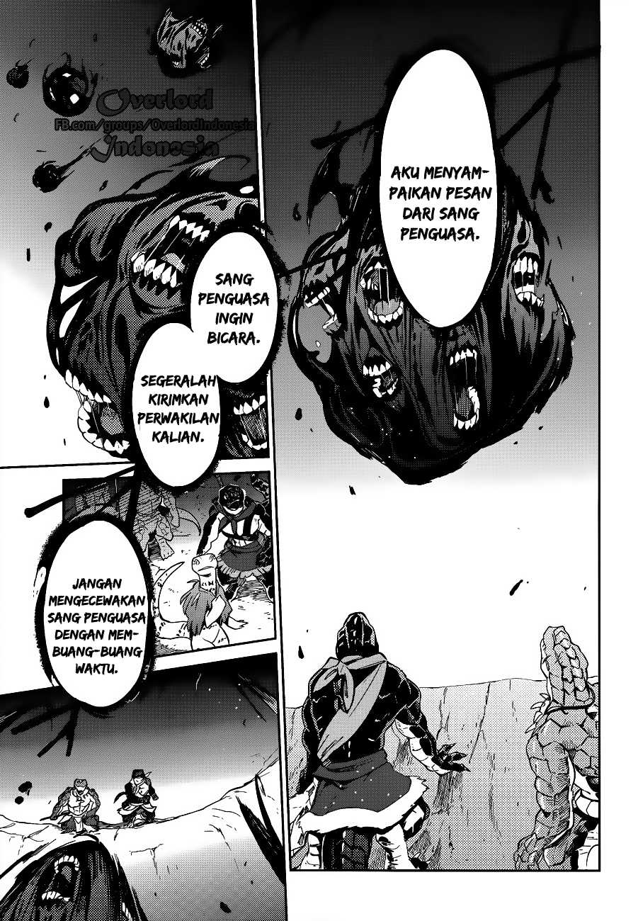 Manga Overlord chapter 24 Bahasa Indonesia