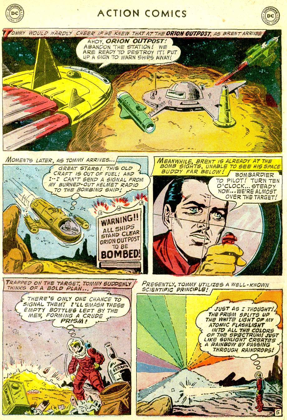 Read online Action Comics (1938) comic -  Issue #234 - 31