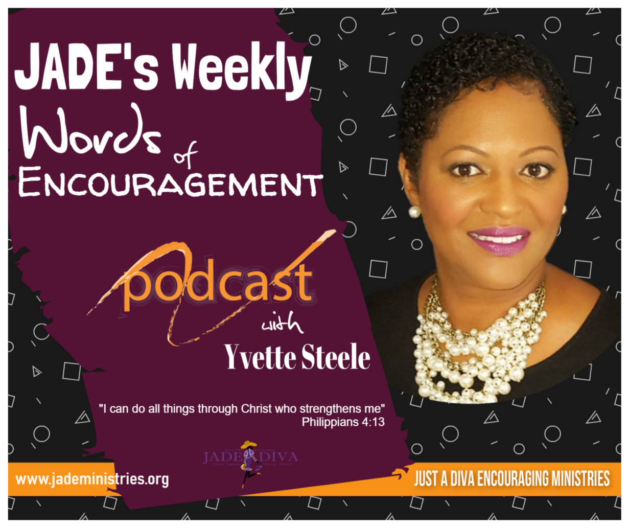 YVETTE STEELE PODCAST
