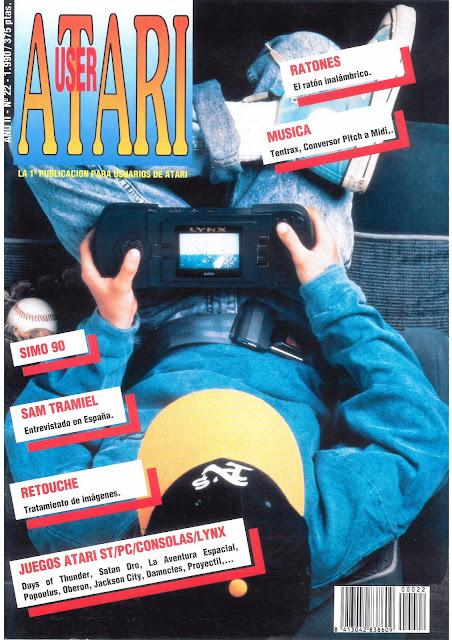 Atari User #22 (22)