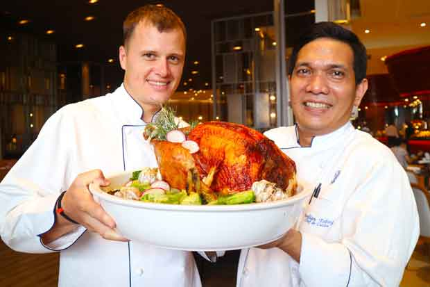 Hotel di Jakarta - Ritz Carlton Mega Kuningan