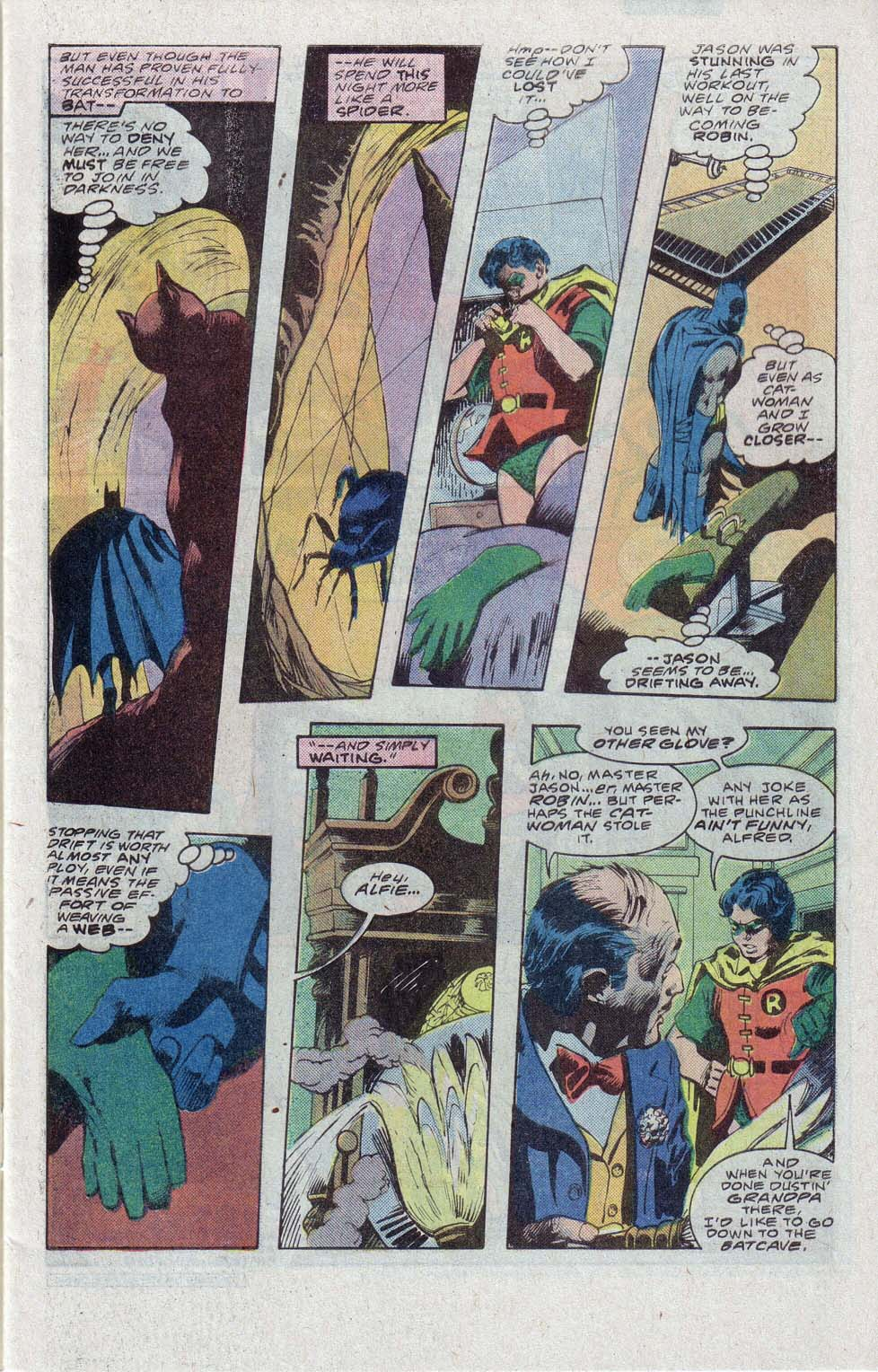 Detective Comics (1937) 560 Page 3