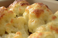 Cauliflower Cheese (Attribution: Pixabay)
