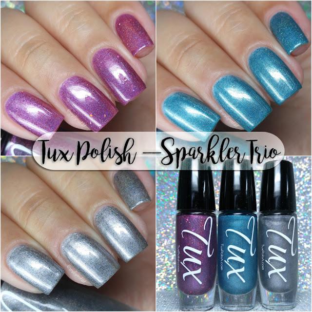 Tux Polish - Sparkler Trio