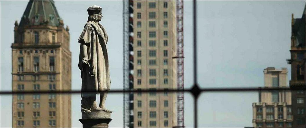 estatuas de nova york