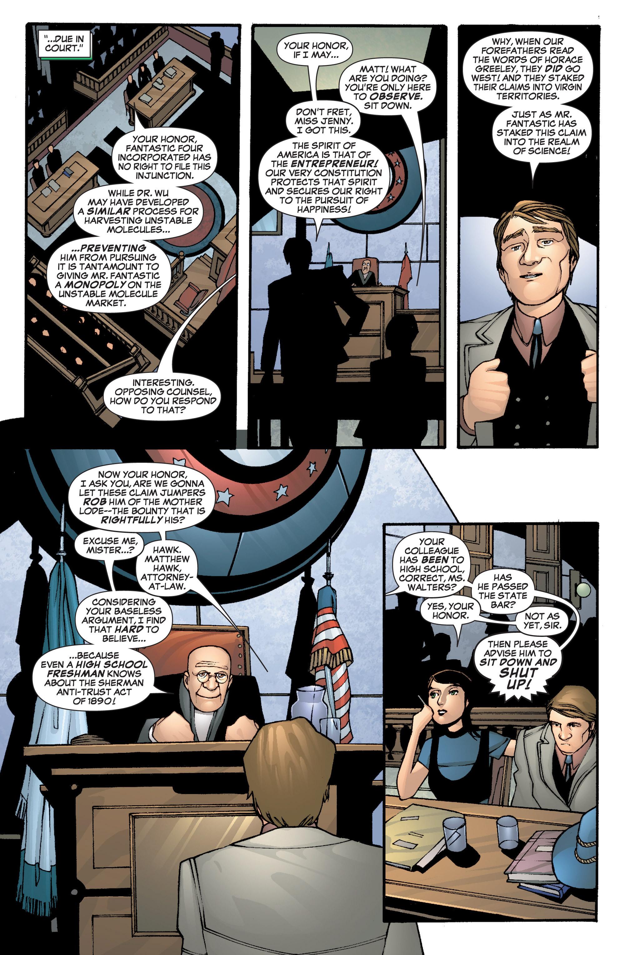 Read online She-Hulk (2005) comic -  Issue #5 - 15