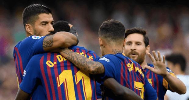التشكيلة المتوقعة لبرشلونة أمام  ريال بيتيس فى الليجا - News