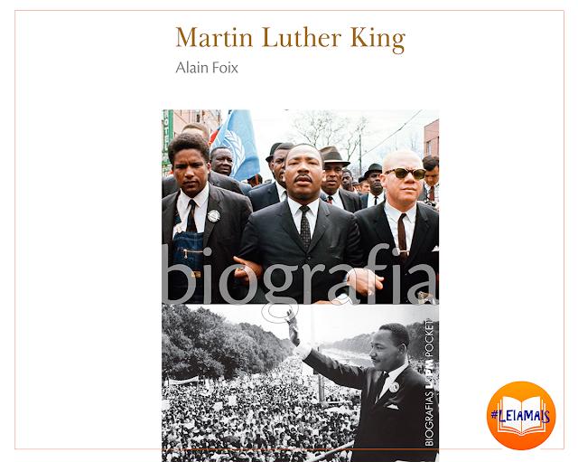 Dica de livro - A biografia de Martin Luther King