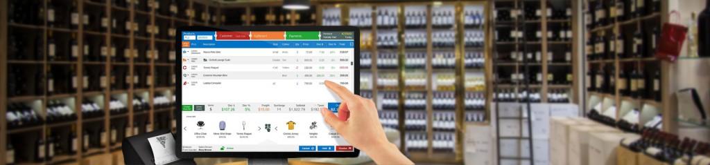 Retail express barcode scanner
