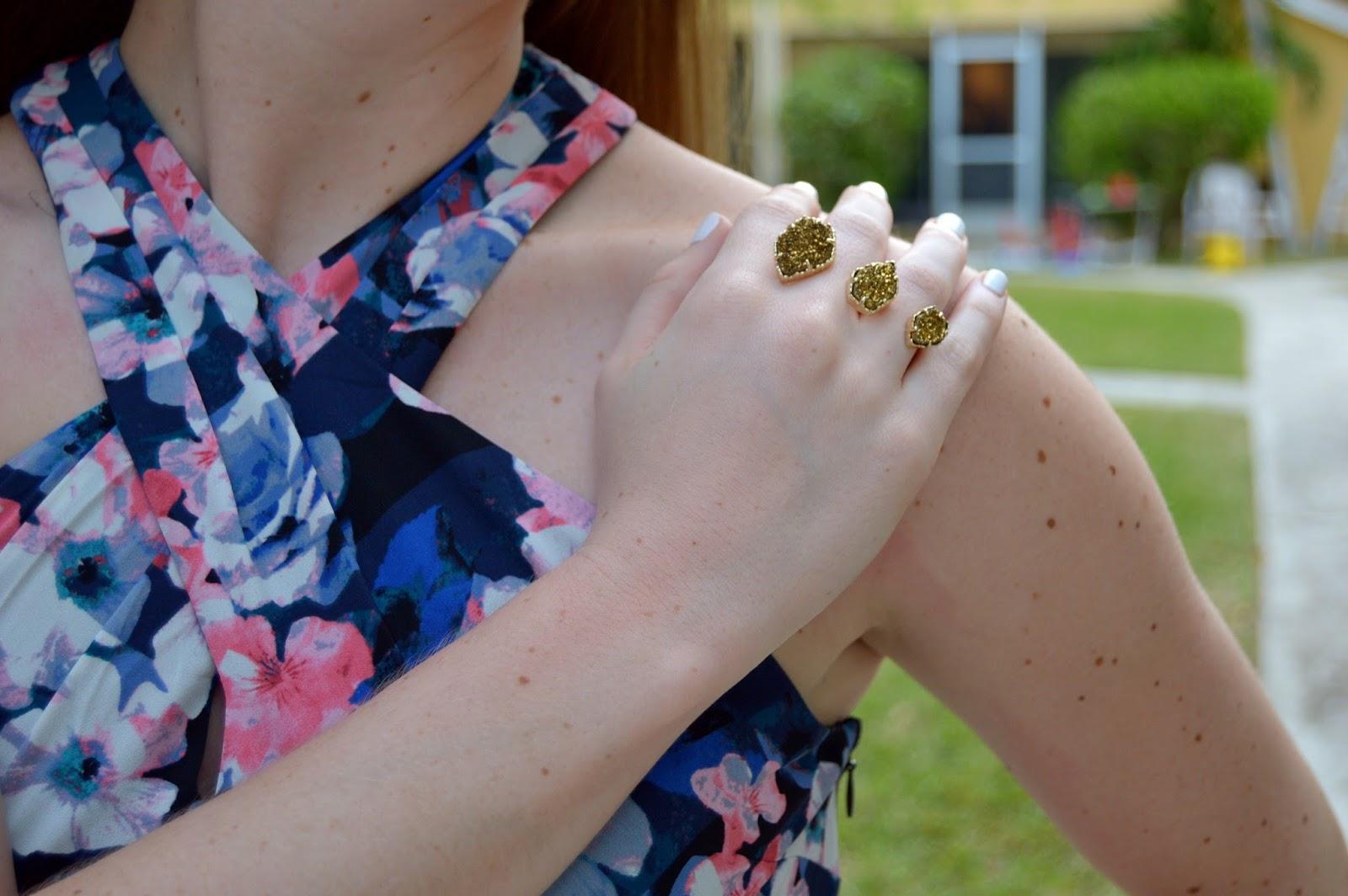 x halter neckline dress