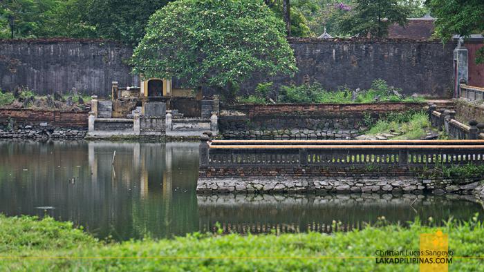 Imperial Citadel Hue Moat