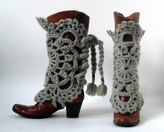 guêtre-crochet-bottes-far-west-cow-boy