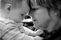 Image: Photo credit: Across Generations, Baby and Grandma captured in a cuddle, by loserlady, on FreeImages