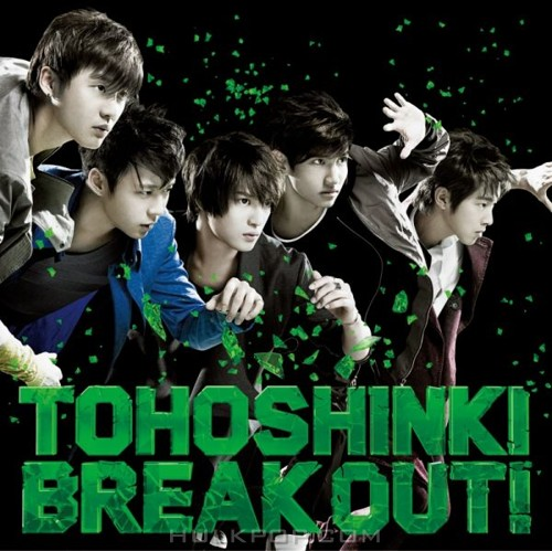 TOHOSHINKI – BREAK OUT! – EP (ITUNES PLUS AAC M4A)