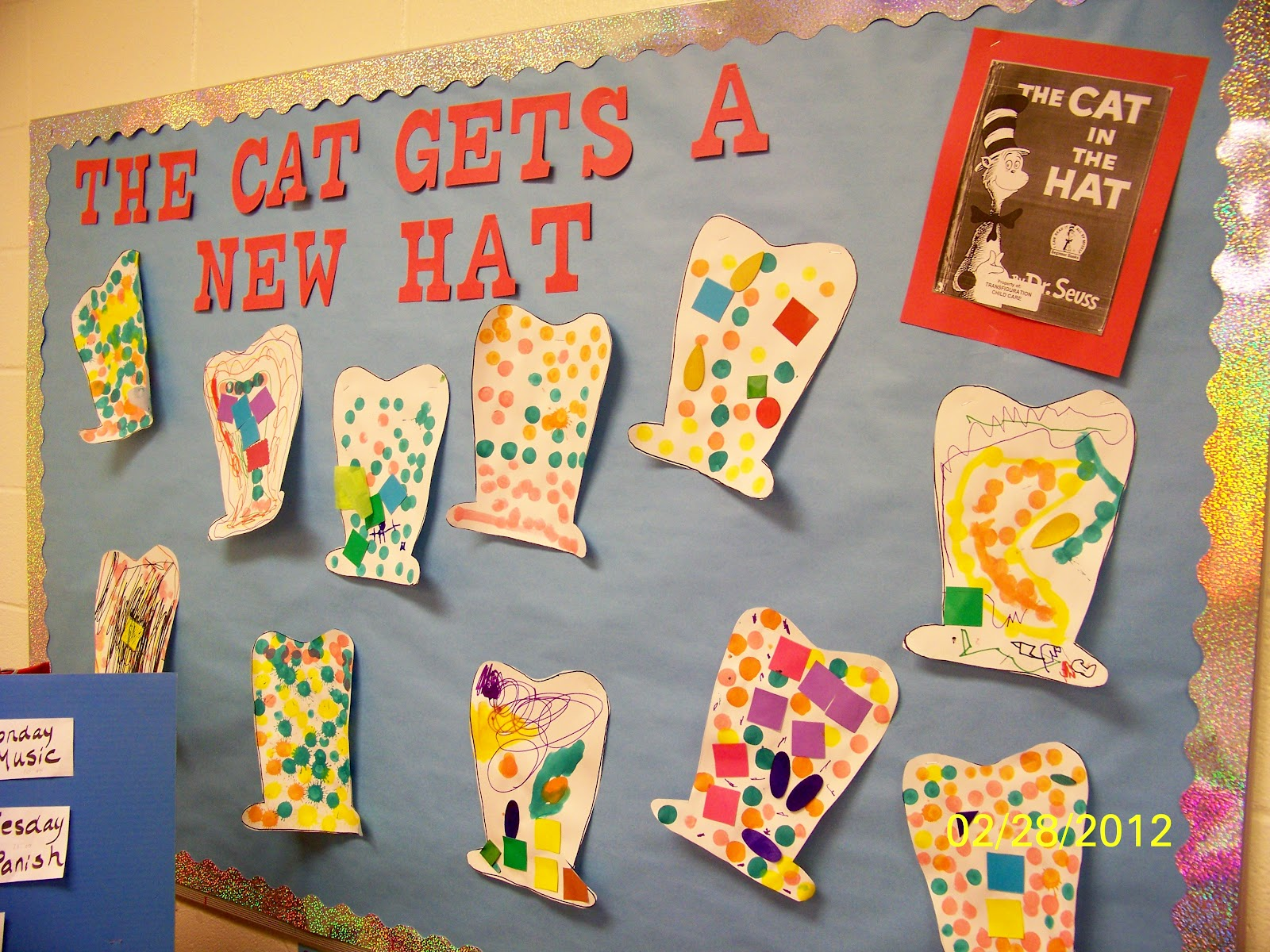 dr seuss craft ideas for preschoolers teaching it s what i do march 2012 7665
