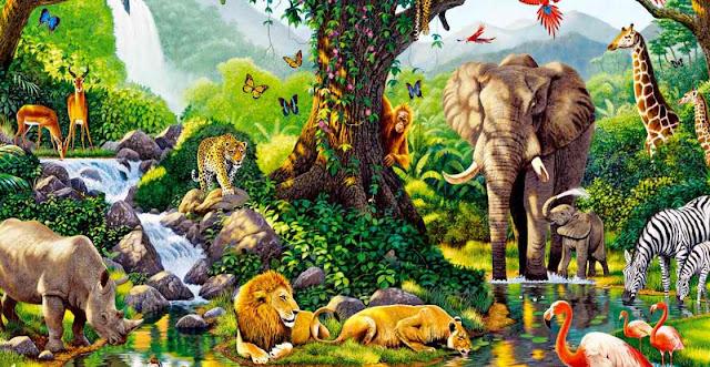 Reinos de seres vivos y biologia