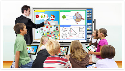 Using interactive whiteboards