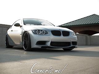 BMW 335i E92 front facia