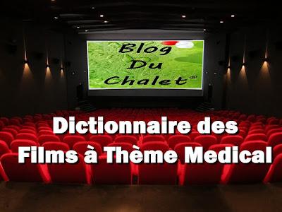 Voici une liste de film médicaux classés par thème. Un véritable dictionnaire qui regroupe plus de 300 films classés par thème médical.