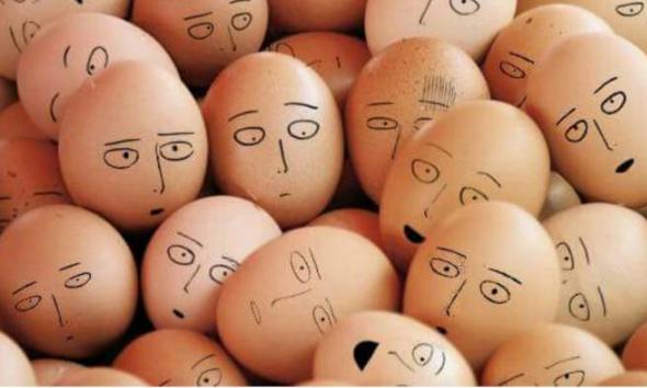 Antara Telur dan Kejujuran