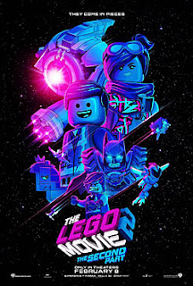 the lego movie 2: they come in pieces