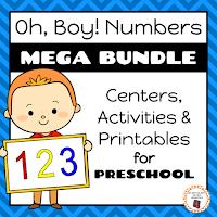 https://www.teacherspayteachers.com/Product/Oh-Boy-Numbers-Preschool-Mega-Number-Bundle-2947594