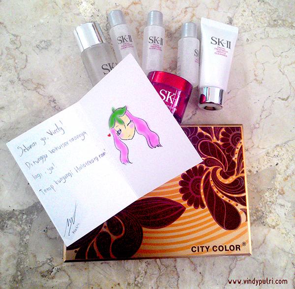 Paket dari Nahla helloterong.com