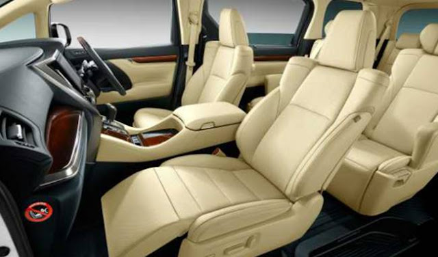 2016 Toyota Alphard Review and Price