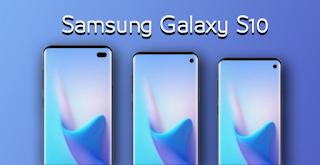 هاتف Samsung Galaxy S10