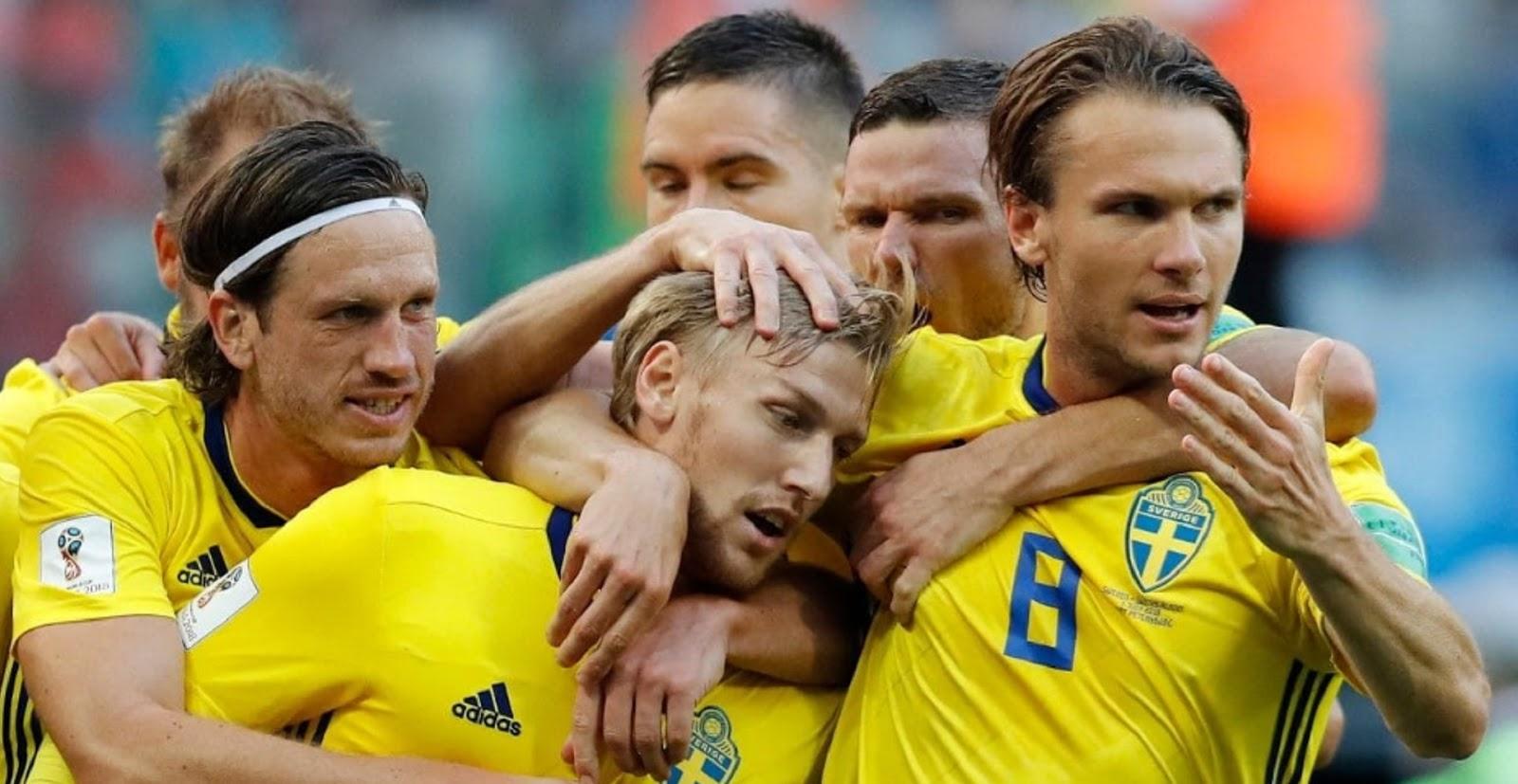 WORLD CUP, SWEDEN
