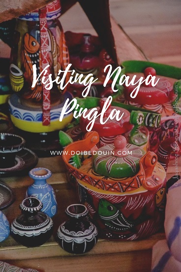 The Simplest Ways to Make the Best of The Aboriginal Art-Attack, Visiting Naya Pingla, Where the Colour Speaks  @doibedouin