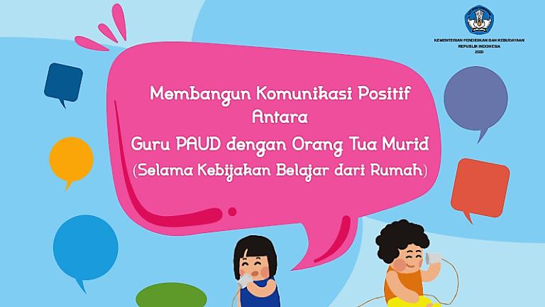 Download Modul Belajar Dari Rumah (BDR) PAUD Kemendikbud 2020