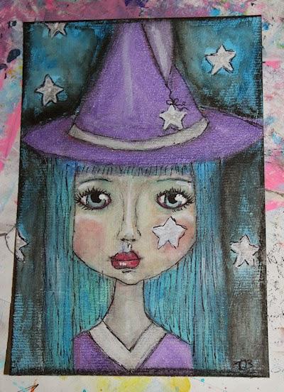 Little Witch by Tori Beveridge