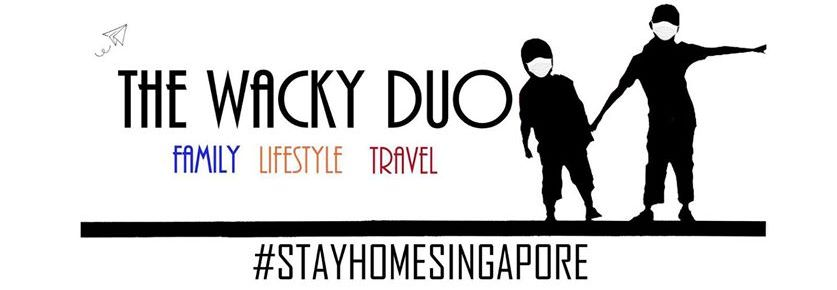 The Wacky Duo | Singapore Family Lifestyle Travel Website