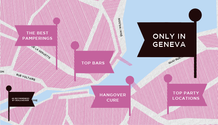Hen Parties in Geneva
