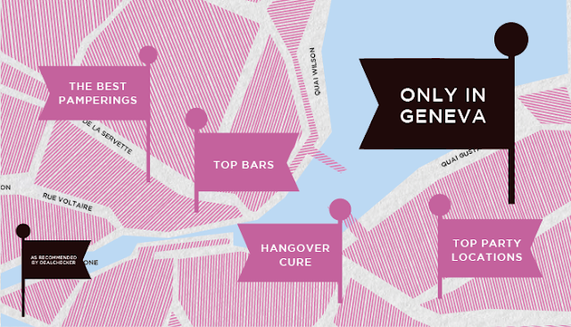 Hen Parties in Geneva
