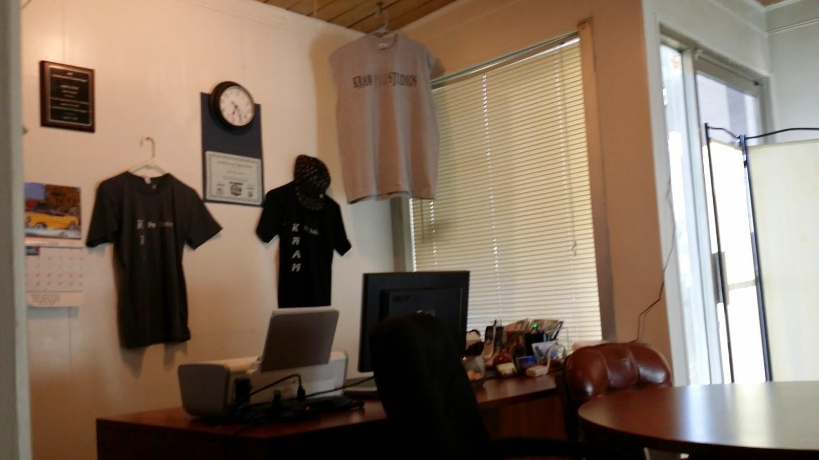 recording studio: Kram Pro Studios