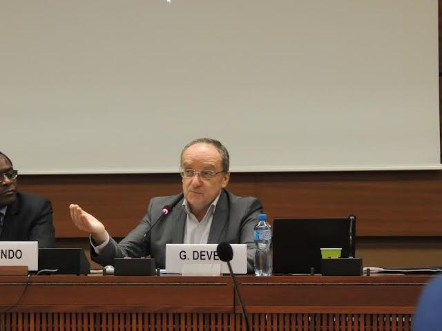 المحامي جيل ديفرس يدعو المفوضية الاوروبية الى حوار حقيقي مع جبهة البوليساريو ضمانا لاحترام القانون الدولي في الصحراء الغربية