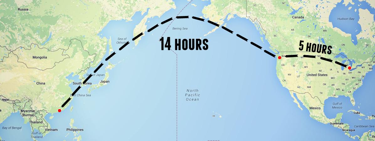 7,777 Miles to Adoption