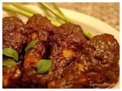 Resepi Ayam Masak Bali Yang Sedap